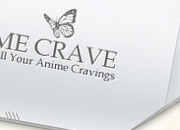 Creative fan made anime website - animecrave.com